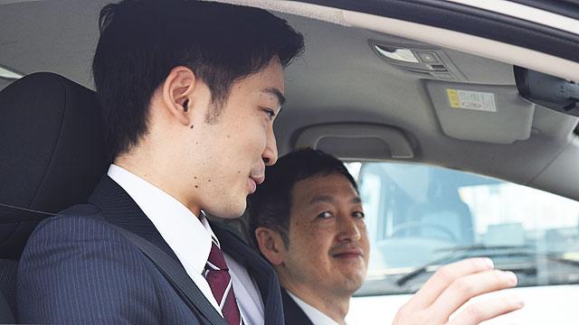 企業ドライバー講習