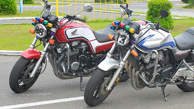オートバイ型(MT車)